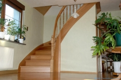 Holz Treppen